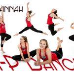 Dance Composite senior picture